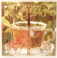 Часы настенные картина 20Х25