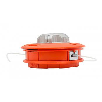 """Катушка для мотокосы """"Gardena"""" (дюралевая кнопка) с леской и автоматической намоткой"""