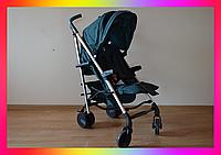 Детская прогулочная коляска трость Carrello Arena CRL-8504 Jasper Green на алюминиевой раме, зеленый цвет .