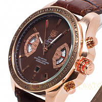 Мужские часы Tag Heuer Grand Carrera (Кварцевые), фото 1