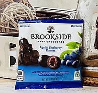 Шоколадные конфеты BROOKSIDE голубика и асаи