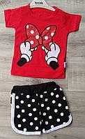 Дитячий костюм 6-18 міс для дівчаток оптом Туреччина