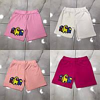 Дитячі шорти для дівчаток 5-8 років