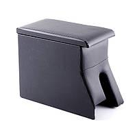 Підлокітник Daewoo Lanos Premium (без логотипу, чорний)