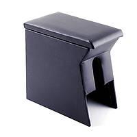 Підлокітник Skoda Fabia 2000-2021 Premium (без логотипу, чорний), фото 1