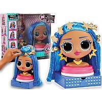 Кукла-манекен ЛОЛ Леди Независимость LOL Surprise Styling Head Miss Independent 572022