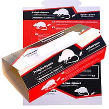 Клеевая ловушка от мышей, крыс, грызунов и насекомых (3 шт.), Garden Lab
