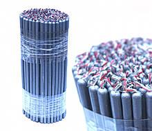 Свечи восковые магические пучек 1 кг. Серебряные