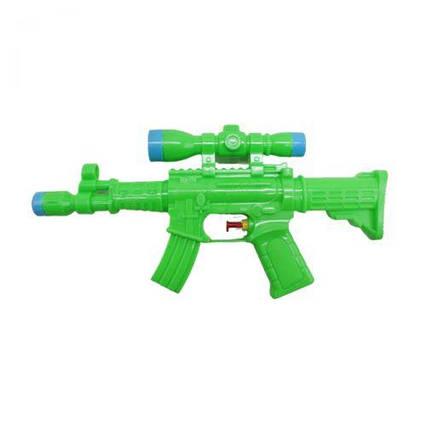 Водный пистолет, зеленый M6000
