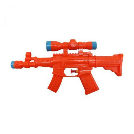 Водный пистолет, оранжевый M6000