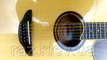 Электроакустическая гитара YAMAHA APX700 II-12 (NAT) 12-струнная версия модели APX-700II, фото 3