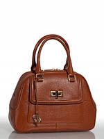 Стильная сумка кожаная женская в 2х цветах L-DF51200