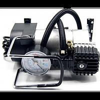 Электрический насос автомобильный AIR COMRPRESSOR 10атм, 35л/м, от прикуривателя, насос