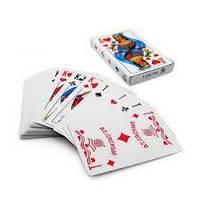 """Карты для игровые """"Дама"""" гибкие, стойкие, карты игрыльные, колода карт для игры"""