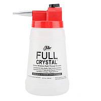 Система для кришталевій чищення вікон Full Crystal обсяг 1л, очищувачі скла, все для миття скла, засіб