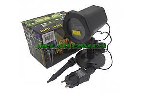 Лазерная установка уличная RD-8007 RGB+Пульт (30)