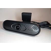 Провідна веб - камера з мікрофоном WebCam DL01 HD 2,07 Мп, 1280x1024, USB, автофокусування, вебкамера для