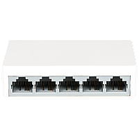 Коммутатор сетевой для соединения узлов компьютерной сети Switch Green Vision GV-001-H-05P на 5 портов swich,
