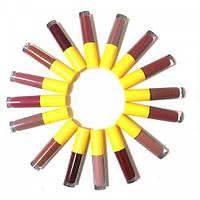 Набор помад для губ Huda Beauty 58040, в наборе 8 шт, разные оттенки