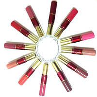 Набор помад для губ Dermacol DC, разные оттенки, 12 шт в упаковке, губная помада, набор губных помад
