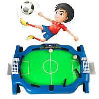 Настільна футбольна гра Football Champions від 4х років, на 1-2 гравців, футбольна гра для дітей Football