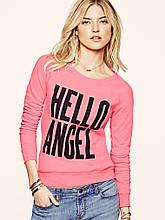 Свитшот  Victoria's Secret Hello Angel