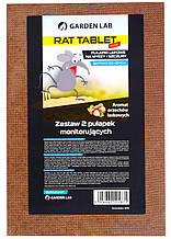 Клеевая ловушка от мышей и крыс (2 шт.) Rat Tablet, Garden Lab
