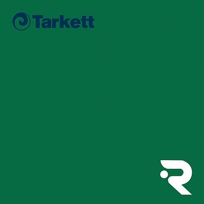 🏐 Спортивное покрытие Tarkett | FIELD GREEN | OMNISPORTS V35 | 2 х 20.5 м