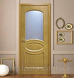 Двері Omis Лаура СС+КР натуральний шпон
