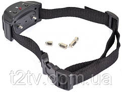 Ошейник электронный для дрессировки собак, антилай PT853