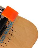 Скейт деревянный 823 наждак с PU колесами 60 мм Щит | скейтборд трюковой из канадского клена до 80 кг, фото 5
