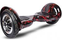 Гироборд Smart Balance 10 дюймів Червона блискавка самобаланс   гироскутер дитячий Смарт Баланс 10 до 120 кг