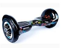 Гироборд Smart Balance 10 дюймів Блискавки самобаланс   гироскутер дитячий Смарт Баланс 10 до 120 кг
