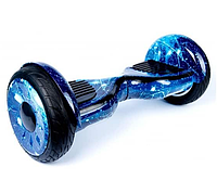 Гироборд Smart Balance 10,5 дюймів Синій космос самобаланс   гироскутер дитячий Смарт Баланс 10,5 до 120 кг