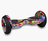 Гироборд Smart Balance 10,5 дюймів Фіолетовий самобаланс   гироскутер дитячий Смарт Баланс 10,5 до 120 кг