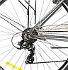 """Велосипед Crosser CITY 28"""" рама 18.1"""" сірий   Спортивний дорожній, міський велосипед Кроссер Сіті, фото 2"""