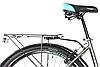 """Велосипед Crosser CITY 28"""" рама 18.1"""" сірий   Спортивний дорожній, міський велосипед Кроссер Сіті, фото 3"""