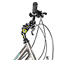 """Велосипед Crosser CITY 28"""" рама 18.1"""" сірий   Спортивний дорожній, міський велосипед Кроссер Сіті, фото 4"""