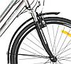 """Велосипед Crosser CITY 28"""" рама 18.1"""" сірий   Спортивний дорожній, міський велосипед Кроссер Сіті, фото 5"""