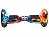 Гироборд Smart Balance 10 дюймів Вогонь і вода самобаланс   гироскутер дитячий Смарт Баланс 10 до 120 кг, фото 9