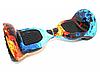 Гироборд Smart Balance 10 дюймів Вогонь і вода самобаланс   гироскутер дитячий Смарт Баланс 10 до 120 кг, фото 10