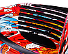 Гироборд Smart Balance 10,5 дюймів Помаранчевий самобаланс | гироскутер дитячий Смарт Баланс 10,5 до 120 кг, фото 4