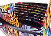 Гироборд Smart Balance 10,5 дюймів Помаранчевий самобаланс | гироскутер дитячий Смарт Баланс 10,5 до 120 кг, фото 9