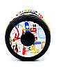 Гироборд Smart Balance 10,5 дюймов Хип хоп белый самобаланс   гироскутер детский Смарт Баланс 10,5 до 120 кг, фото 2