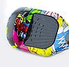 Гироборд Smart Balance 6,5 дюймов Граффити самобаланс | гироскутер детский Смарт Баланс 6,5 LED фары, фото 4