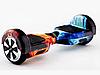 Гироборд Smart Balance 6,5 дюймов Огонь и Лед самобаланс | гироскутер детский Смарт Баланс 6,5 LED фары, фото 6