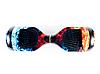 Гироборд Smart Balance 6,5 дюймов Огонь и Лед самобаланс | гироскутер детский Смарт Баланс 6,5 LED фары, фото 7