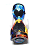 Гироборд Smart Balance 8 дюймів Вогонь і вода самобаланс | гироскутер дитячий Смарт Баланс 8 LED фари, фото 6