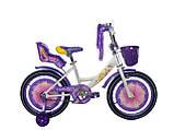 Велосипед Azimut Girls 14 дюймов, фото 4