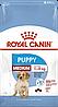 Корм Royal Canin Medium Puppy, для щенят середніх порід з 2 до 12 місяців, 4 кг